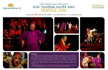 「遺産の旅2016」展示会でベトナムをPR - ảnh 1