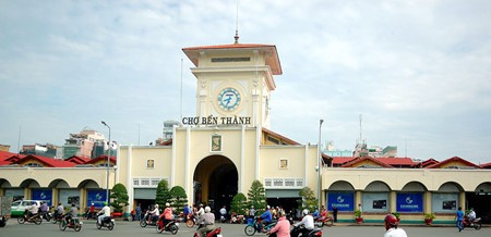 ベトナムの市場の名前 - ảnh 1