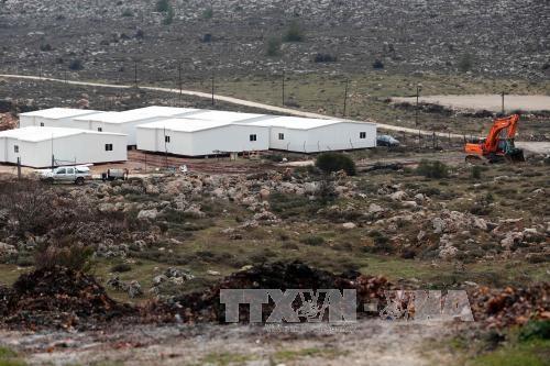 イスラエル入植地の拡大は平和の妨げ - ảnh 1