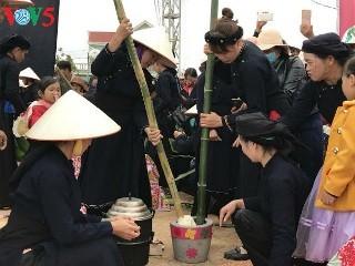 テイグエン地方で「ベトバクの民間文化祭」 - ảnh 1