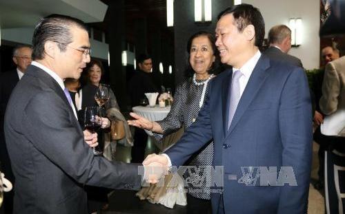 ベトナム、アジアビジネス協議会の投資家を歓迎 - ảnh 1