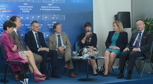 ブレグジット、ベトナム・EUのFTAに影響がない - ảnh 1