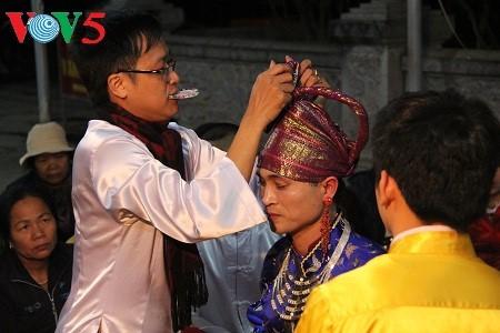 ベトナムの伝統信仰「マウタムフー」とその保存活動 - ảnh 1