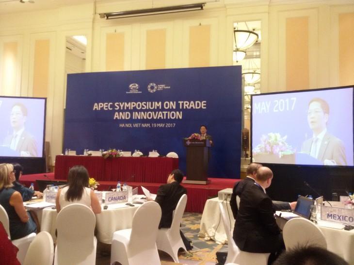 APEC2017、刷新・イノベーションを通じて経済成長を遂げる - ảnh 1