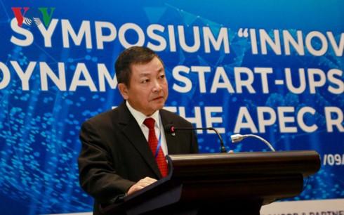 「APEC地域内の中小零細企業ダイナミックで創造的スタートアップ」シンポジウム - ảnh 1