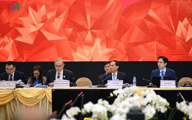 APEC2017の最終高級実務者会合が始まる - ảnh 1
