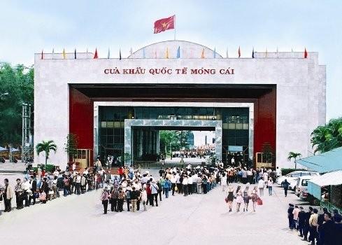 芒街口岸经济区:越中边贸发展和投资的重点经济区 - ảnh 3