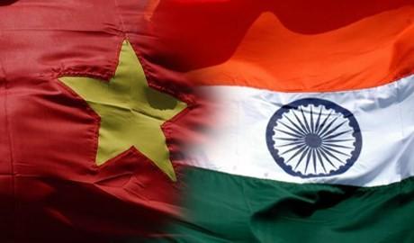 越南和印度面向和平与繁荣加强合作 - ảnh 1