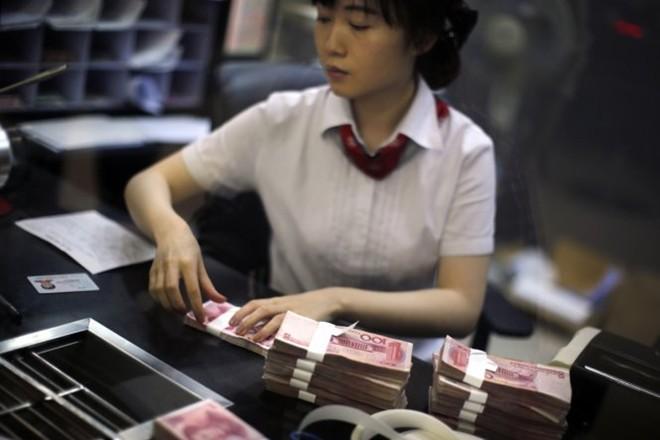 人民币创10年来最大升幅 - ảnh 1