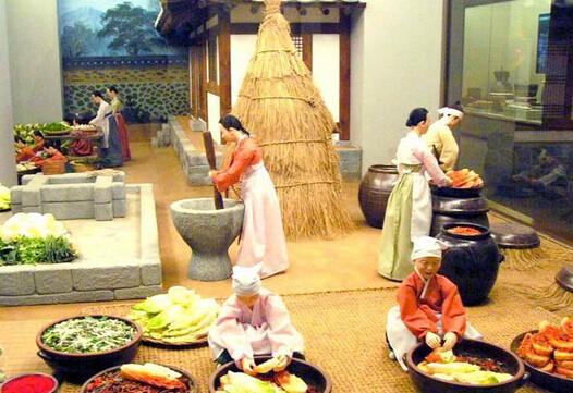 每天有数千名游客参观韩国泡菜博物馆 - ảnh 1