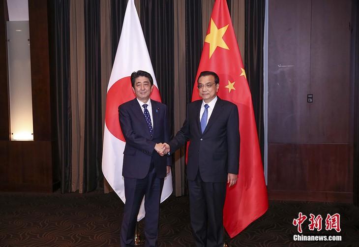 中国和日本就多项重要问题达成共识 - ảnh 1