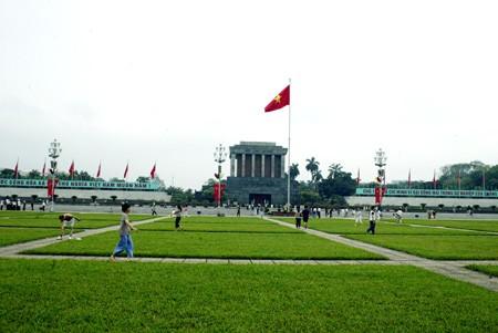 阿根廷媒体介绍越南巴亭广场 - ảnh 1