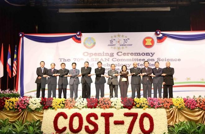 东盟科技委员会第70届会议在老挝举行 - ảnh 1