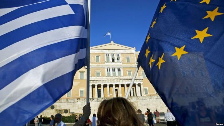 欧盟对希腊履行改革承诺的情况表示乐观 - ảnh 1