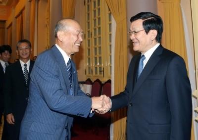 越南在国家工业化现代化事业中继续与日本配合 - ảnh 1