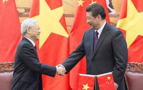 习近平的越南之行有助于深化越中全面战略合作伙伴关系 - ảnh 1