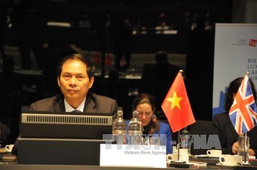 越南建议亚欧会议对话与合作要与实现可持续发展目标相结合 - ảnh 1