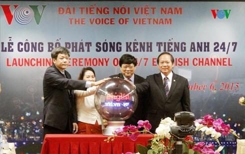 本台24/7英语频道将向世界大力推介越南形象和国土人情 - ảnh 1