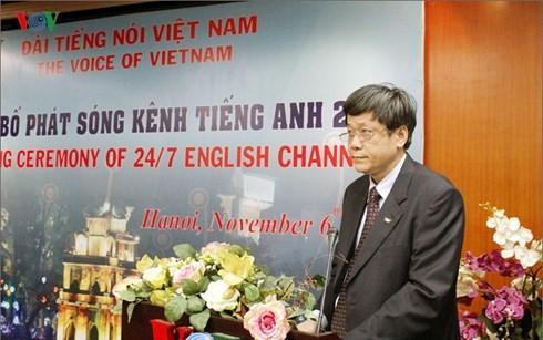 本台24/7英语频道将向世界大力推介越南形象和国土人情 - ảnh 2