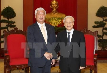 越南重视与日本加强外交关系 - ảnh 1