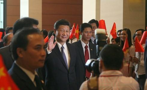 越中两国青年将继承和发扬两国友谊 - ảnh 1