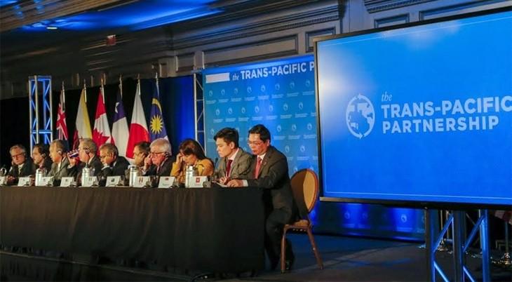 越南公布跨太平洋伙伴关系协定全文 - ảnh 1