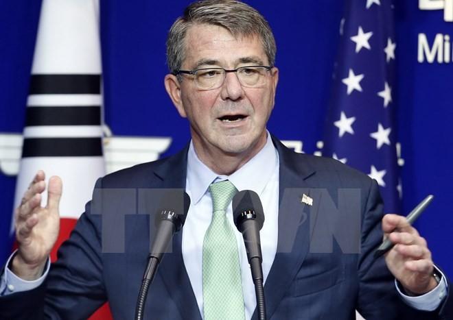 美国对中国在东海的填海造岛行动表示关切 - ảnh 1
