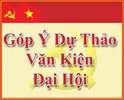国会代表向越共十二大文件草案提供意见 - ảnh 2