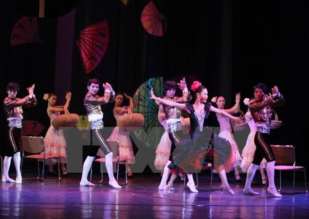 国际经典歌剧《卡门》在胡志明市上演 - ảnh 1