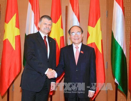越南和匈牙利两国国会加强合作 - ảnh 1