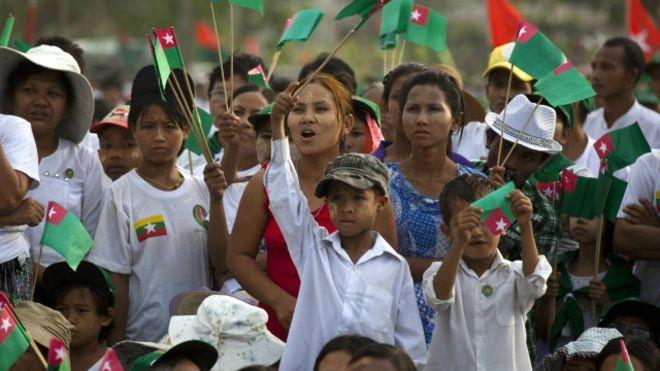 缅甸稳定政局 面向发展 - ảnh 1