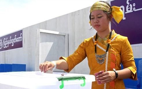 缅甸稳定政局 面向发展 - ảnh 2