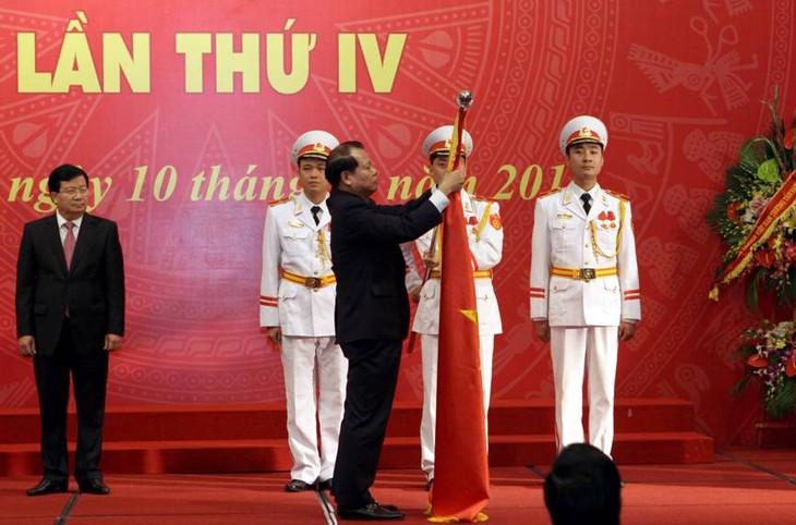 越南建设部门举行第四次爱国竞赛大会 - ảnh 1