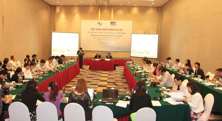 法国开发署协助越南培育发展地理标志 - ảnh 1