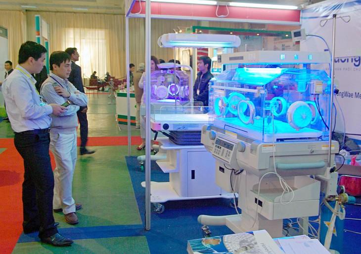 2015越南国际医药与医疗设备展览会即将在河内举行 - ảnh 1
