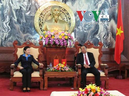 越南-中国法院部门加强合作与经验交流 - ảnh 1