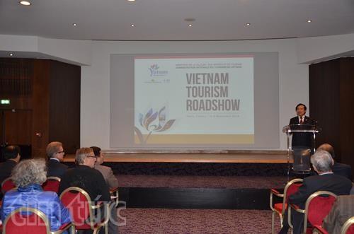 在法国推介越南旅游 - ảnh 1