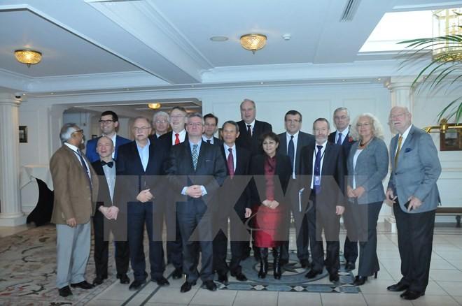 欧洲议会与越南友好议员小组成立 - ảnh 1