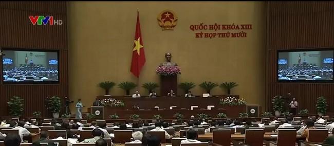 越南国会通过有关2016至2020年国家目标计划投资主张的决议 - ảnh 1