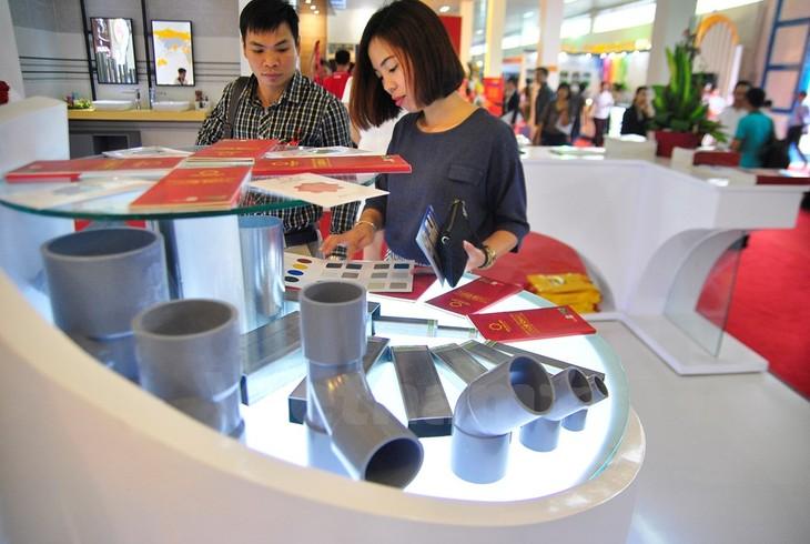 第二次国际房地产博览会开幕 - ảnh 1