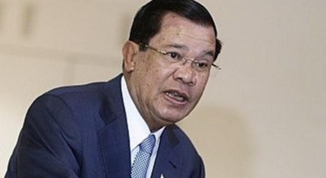柬埔寨首相洪森警告将对反对派领袖采取法律行动  - ảnh 1