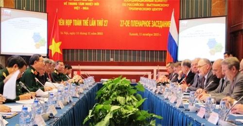 越南和俄罗斯合作发展军事技术 - ảnh 1