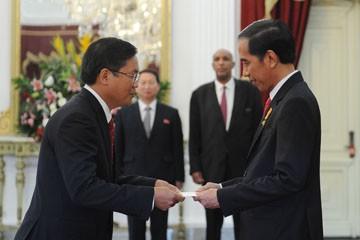 印度尼西亚总统佐科高度评价与越南的良好传统合作关系 - ảnh 1