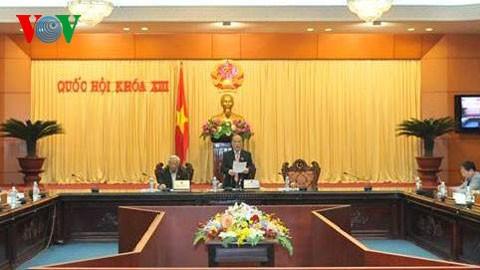 越南国会通过2016年中央财政分配决议 - ảnh 1