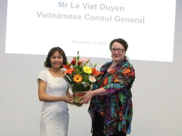 越南教育研讨会在澳大利亚举行 - ảnh 1
