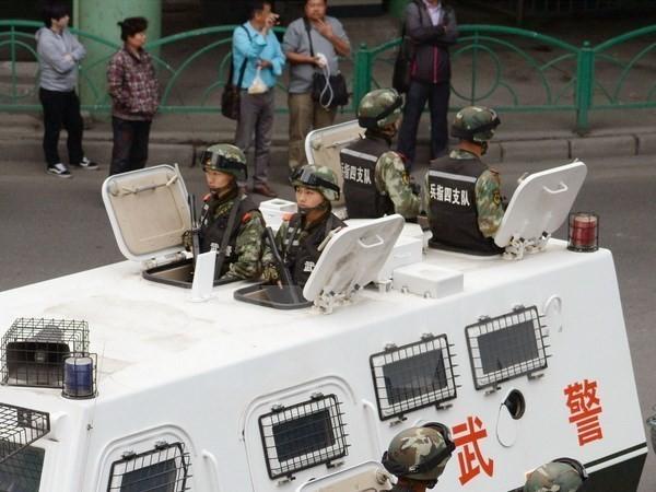 中国加大全国反恐力度 - ảnh 1