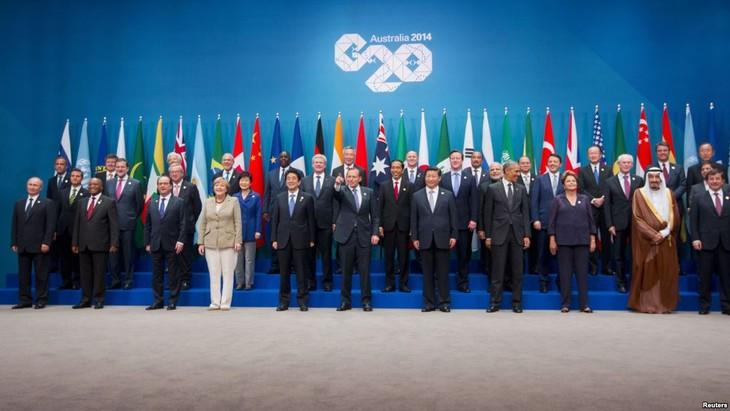 G20峰会强调打击恐怖主义 - ảnh 1
