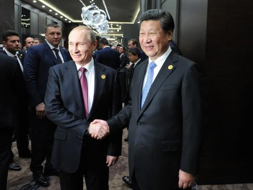 习近平和普京重申合作承诺 - ảnh 1