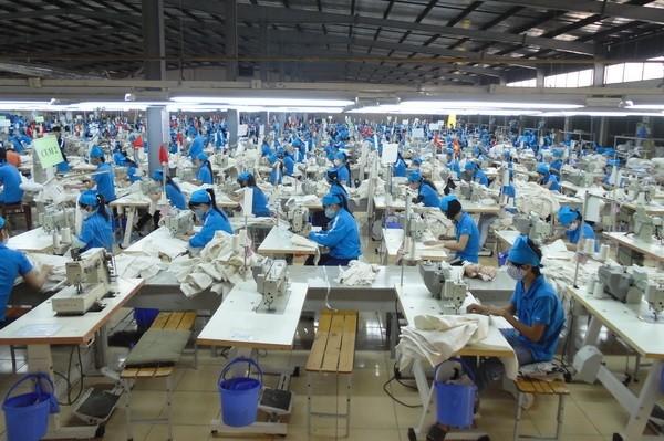 越南纺织品服装业努力应对加入《跨太平洋伙伴关系协定》后的挑战 - ảnh 1
