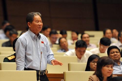 越南国会质询活动进入第二天 - ảnh 1
